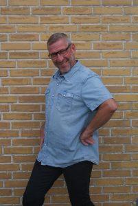 Ole Møller - Trommer, sang m.m.