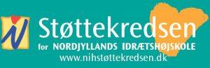 Støttekredsen for Nordjyllands Idrætshøjskole - logo
